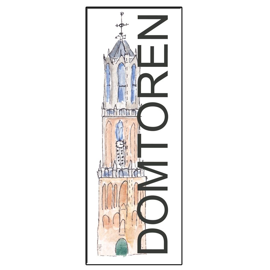 DOMTOREN UTRECHT BOOKMARK