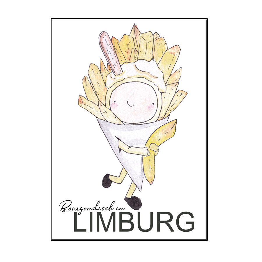 A6 HAPPY FRITES LIMBURG