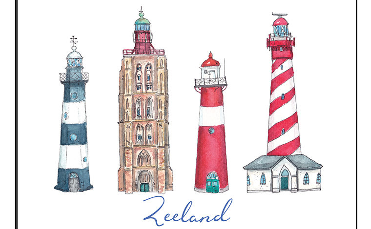 NEW COLLECTION:    LIGHTHOUSES