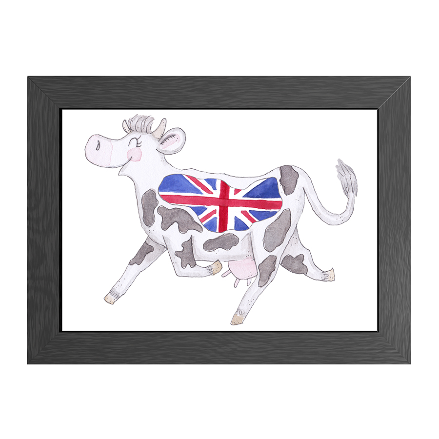 A4 POSTER COW UK
